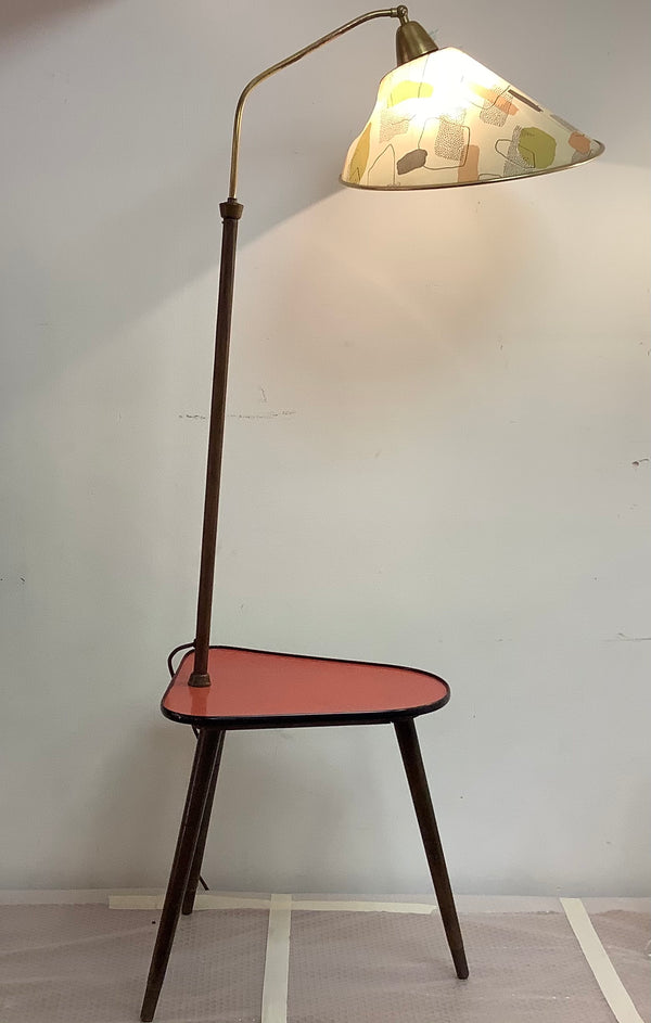 1950's adjustable French lamp