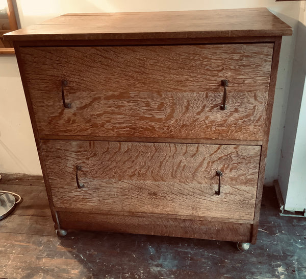 Vintage Heal style chest of draws