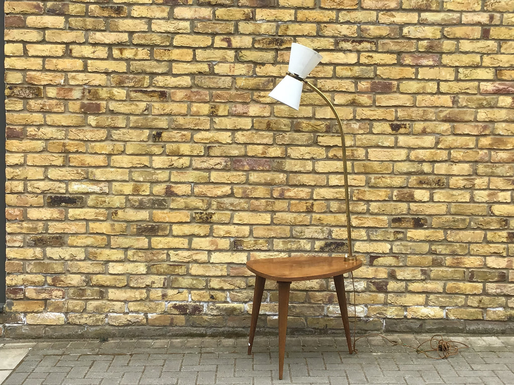 1950's French standing lamp