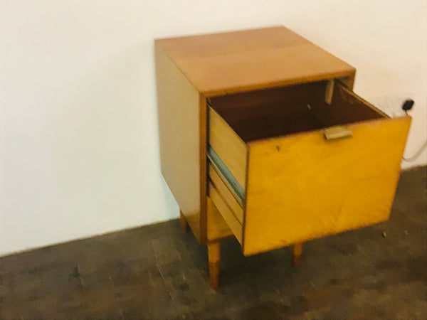 Robin day storage cabinet