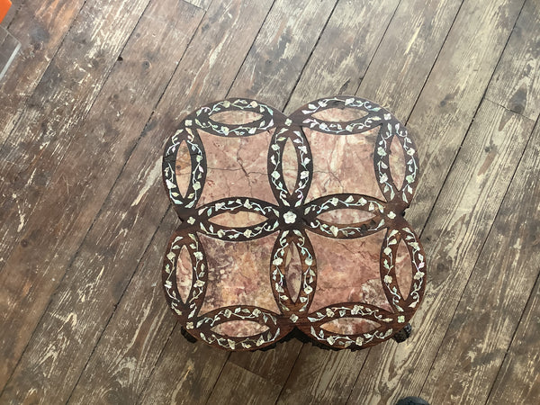 Antique. Chinese plant table