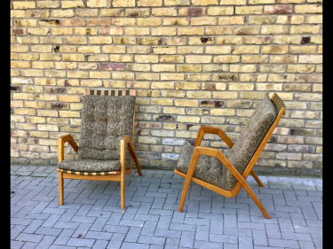 Jan Vanek Chairs