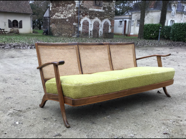 Vintage French Sofa