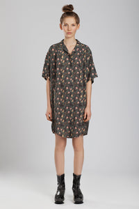 Shirtdress Camila estampado V17