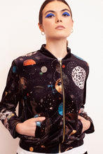 Load image into Gallery viewer, Micaela jacket, Macro Cosmos Gina