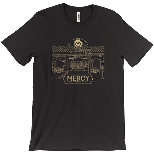 Mercy Lounge Architecture T-Shirt