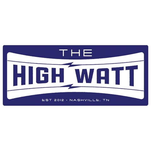 The High Watt Sticker