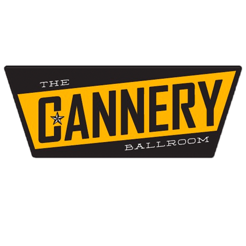 The Cannery Ballroom Sticker