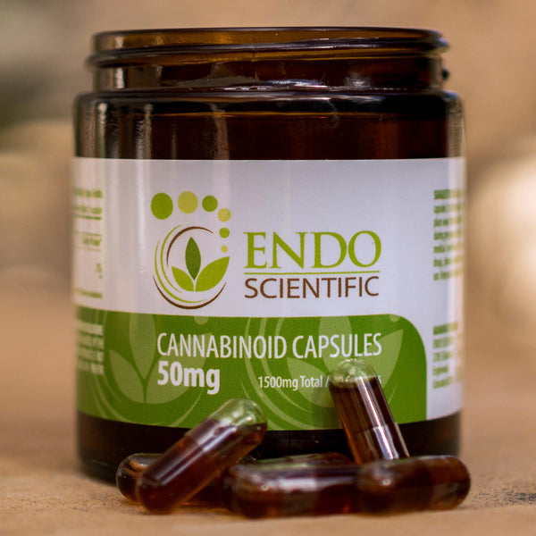 Cannabinoid Capsules - Endo Scientific