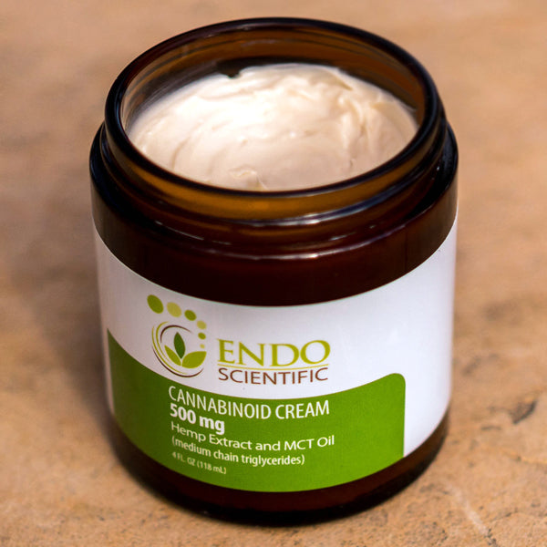 Hemp Cannabinoid Cream - Endo Scientific