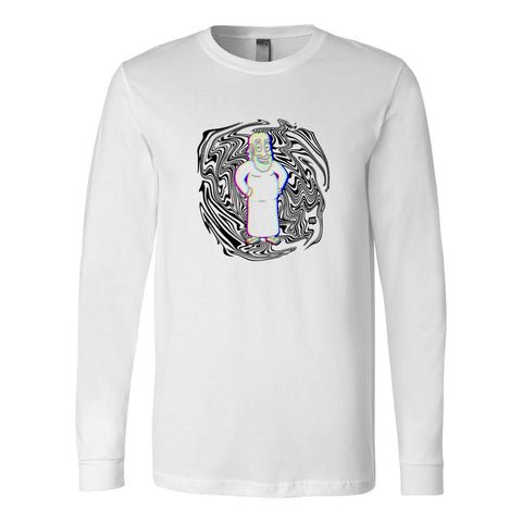 God Long Sleeve Tee