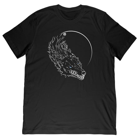 Outline Circle Tee