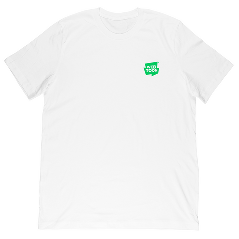 WEBTOON Tee - White