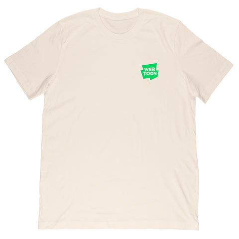 WEBTOON Tee - Natural