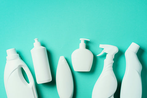 8 toxic cleaning chemicals in household cleaning products and what to replace them with
