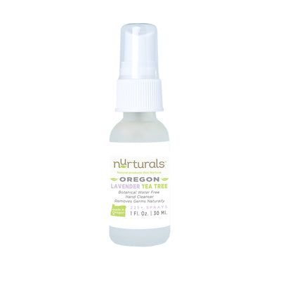 Lavender Tea Tree Botanical Hand Cleanser