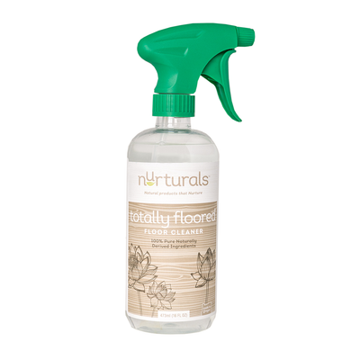 Non-Toxic Eco-Friendly Floor Cleaner, Totally Floored from Nurturals