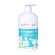 Nurturals Concentrate Non-Toxic Eco-Friendly Naturally Derived Ingredients, Made in Oregon