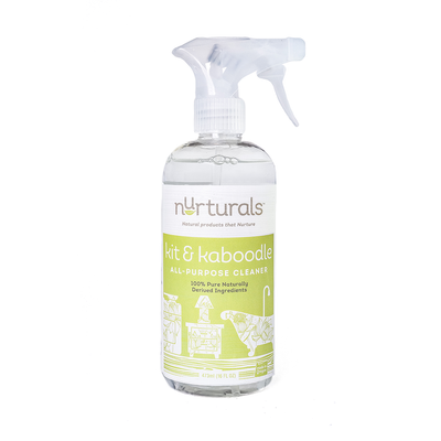 Nurturals Kit & Kaboodle Eco-Friendly All Purpose Cleaner