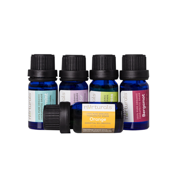 Organic Therapeutic Grade Essential Oils