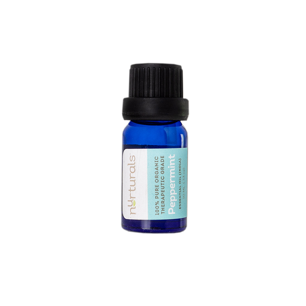 Organic Therapeutic Grade Peppermint Essential Oil