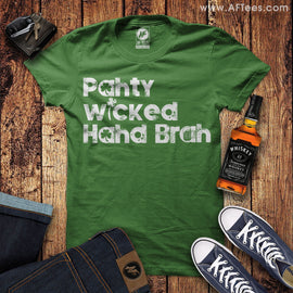 Pahty Wicked Hahd Brah T-Shirt