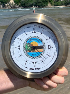 Tide Clock by Coromandel Time