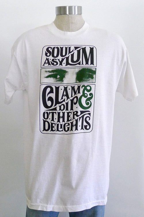 Soul Asylum Clam Dip & Other Delights T-Shirt