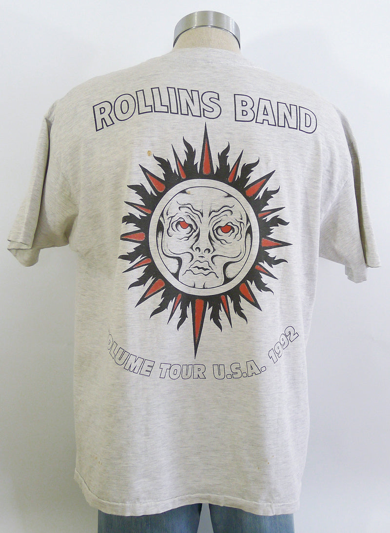 "Rollins Band ""The End of Silence"" T-Shirt"