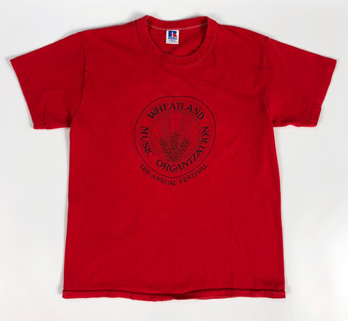 12th Annual Wheatland Festival T Shirt