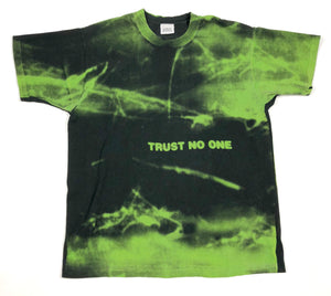 X Files Trust No One T Shirt