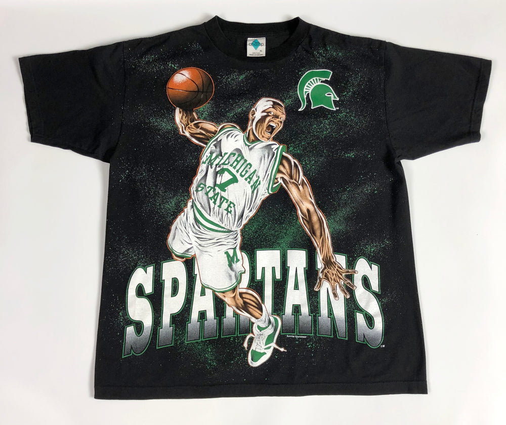 Michigan State University Basketball T-Shirt