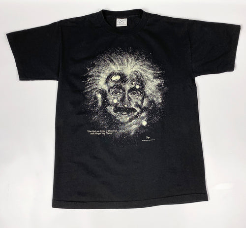 Glow in the Dark Einstein T-Shirt