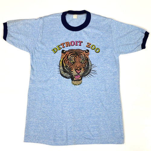 Detroit Zoo Ringer T-Shirt