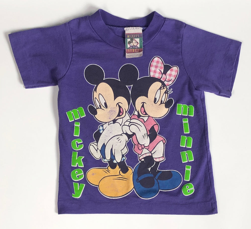 Mickey and Minnie Tee