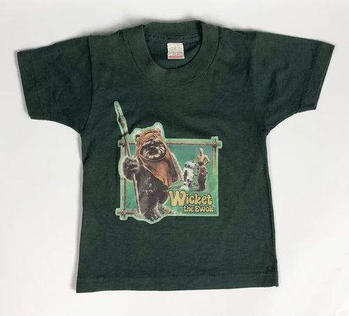 Wicket the Ewok Tee