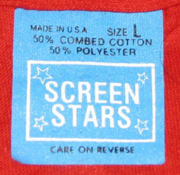 Screen Stars 70s Tag
