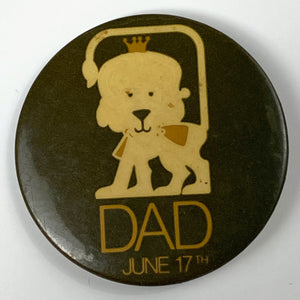 Fathers Day Pin