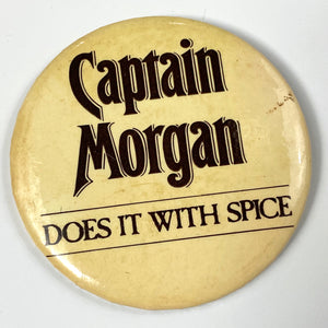 Captain Morgan Pin