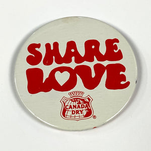 Share Love Pin