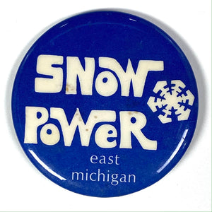 Snow Power Pin