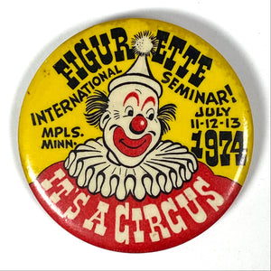 1974 Figurette Pin