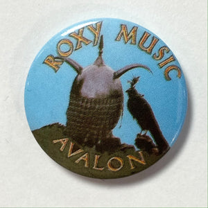 Roxy Music Pin