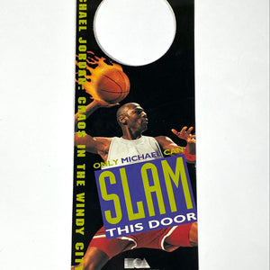 Michael Jordan Door Hanger