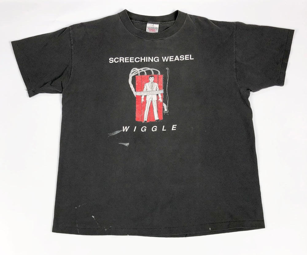 Screeching Weasel Wiggle T-Shirt