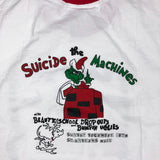 Suicide Machines 1997 Holiday Show Ringer Shirt