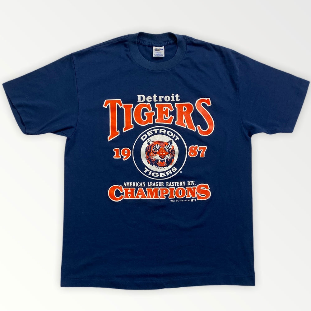 1987 Detroit Tigers T-shirt