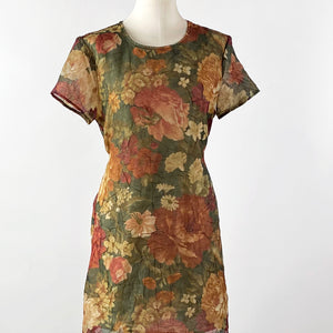 Where the Wild Roses Grow Dress