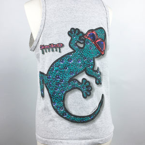 Gecko Hawaii Tank Top