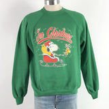 Joe Christmas Snoopy Sweatshirt